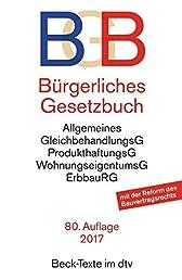 BgbBurgerlichesGesetzbuch