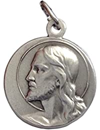 Christ The Redeemer Silver Tone Medal - The Patron Saints Medals