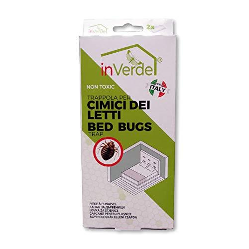 BED BUG - Trappole adesive per cimici dei letti