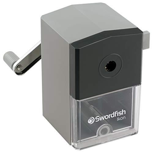 Swordfish Ikon - Sacapuntas eléctrico depósito 8mm