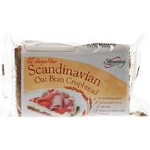 GG Bran scandinaves avoine Pain croustillant pain croustillant 100g