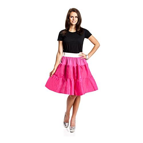 Flamingo Sexy Rosa Kostüm - Kostümplanet® Petticoat pink
