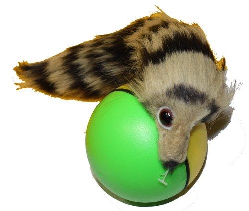 Wieselball Wiesel Ball Weazelball Hundespielzeug Katzenspielzeug