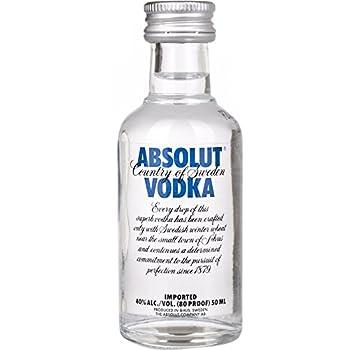 Absolut Wodka Pet 1 x 0 05 l