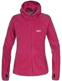 Trespass Microfleece Cassis Marathon - Forro para mujer, color rosa, talla 32