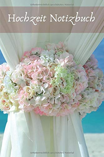 Hochzeit Notizbuch: Deine Planung & Notizen für den perfekten Tag