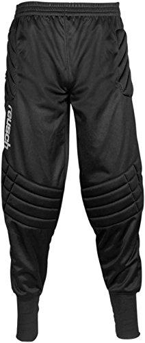 Reusch, Pantaloni da allenamento Bambino, Nero (Black), M