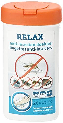 BSI Relax Lingette Anti-Insecte