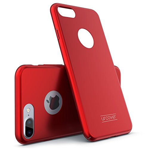 urcoverr-ultra-slim-hard-case-housse-protection-apple-iphone-7-plus-plastique-in-rouge-coque-mince-a