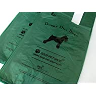 Scot-Petshop Biodegradable Dog Poop Bags (Dog Poo Bag/Dog Waste Bags) x 500, Eco Friendly, Bulk Buy