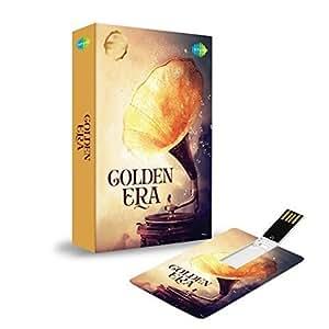 Music Card: Golden Era - 320 Kbps MP3 Audio (4 GB)