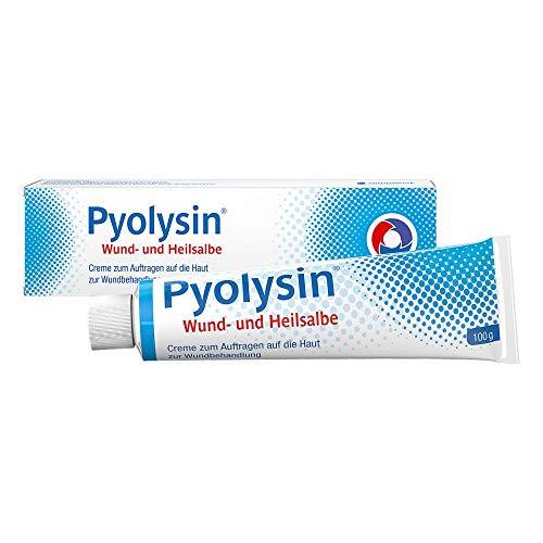 Pyolysin Wund- und Heilsalbe 100 g