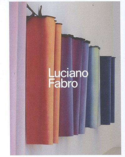 Luciano Fabro por Luciano Fabro