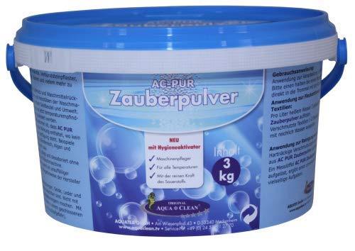 AC-PUR Zauberpulver mit Hygieneaktivator 3kg