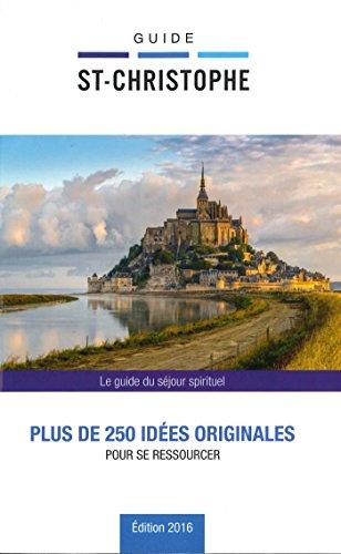 Guide Saint Christophe 2016