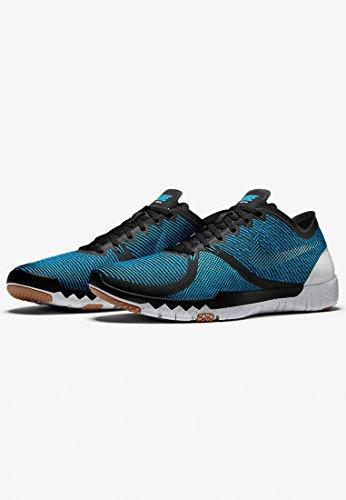 0 De Arrastre Pltnm Deporte Free Bl pr Negro Zapatillas 3 negro Nike Azul bl Hombre V4 Blanco Brgd Lgn xYqgEHZw
