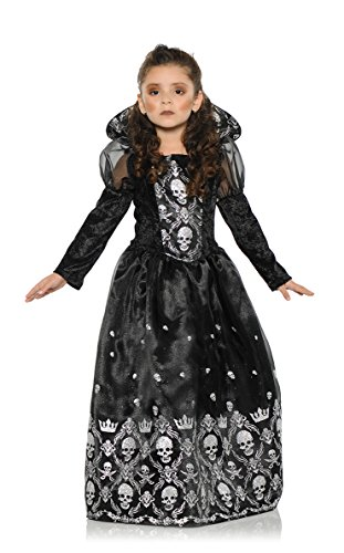 Dark Kostüm Princess - Prinzessin der Finsternis - Dark Princess- Kostüm Kinder Gr. M