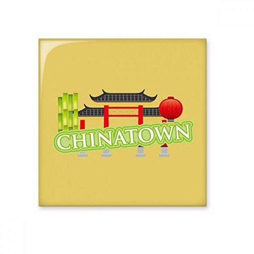 DIYthinker Bambus Laterne Grün China Town Glossy-Keramik-Fliese Badezimmer Küchen-Wand-Stein Dekoration Fertigkeit-Geschenk - Bambus-bodenbelag Fliesen