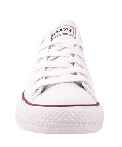 Elara - Sneaker Donna Bianco