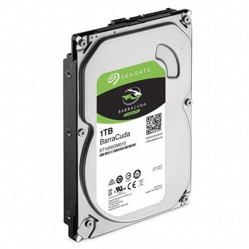 Seagate Barracuda - Disco Duro Interno de 1 TB
