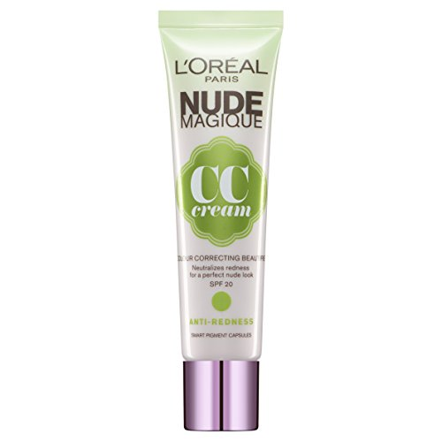 L\'Oreal Paris Nude Magique CC Cream (Anti-Redness)