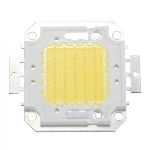 Croled® 50w chip led per lampada faretto luce bianco 3800lm alta potenza diy