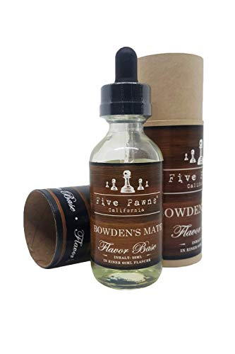 Five Pawns Bowdens Mate E-Liquid, 50 ml