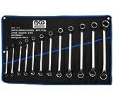 BGS 1214 Doppelringschlüssel-Satz, 6 x 7-30 x 32 mm, 12-teilig