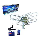 TrAdE shop Traesio®® Antena orientable 360