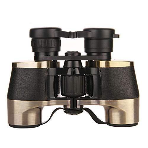 LLG-STWYJ Gold-Fernglas 7x32 Low Definition HD Nachtsicht-Viewer mit hoher Vergrößerung Visuelle...