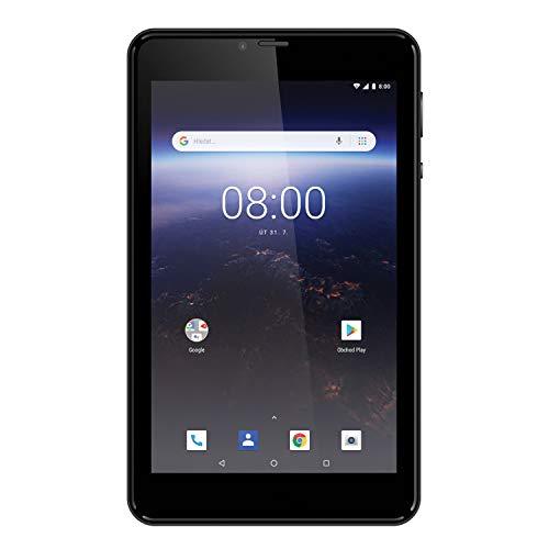 UMAX VisionBook 7Qa 3G - 3G Tablet PC, 1GB RAM, 8GB Memory, Dual SIM, Android 8.1 Oreo (Go Edition), 7