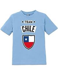 cba84c92a Camiseta de niño Team Chile by Shirtcity