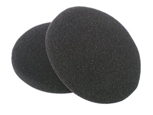 WEWOM 2 Ersatz Universal Schaumstoff Polster für Kopfhörer, Durchmesser: 60mm thumbnail