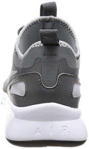 lupo Scuro Corrente Grigio Grigio Metallizzato Argento Slittamento Grigio Uomo Nike Formatori wXAvaqFU