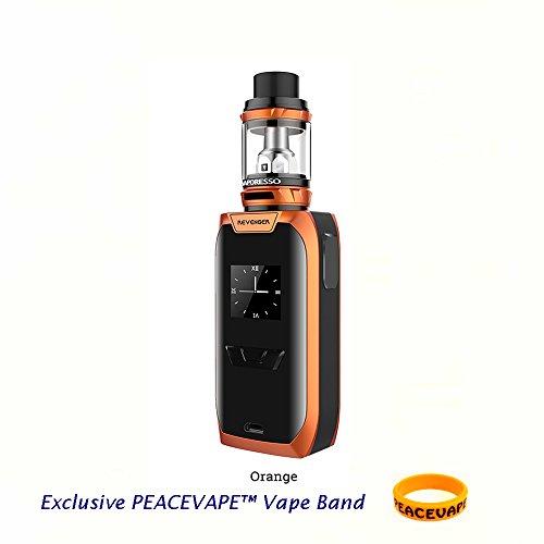 Vaporesso-Revenger-220W-TC-Kit-de-inicio-con-2-mL-de-tanque-NRG-MINI-Naranja-con-Extra-Vape-Band-Sin-Tabaco-y-Sin-Nicotina