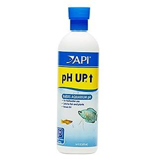 API pH UP Freshwater Aquarium Water pH Raising Solution 16-Ounce Bottle 18