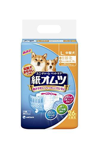 unicharm-disposable-pet-diapers-for-large-26-pack-japan-import