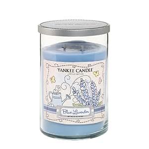 Yankee Candle Édition limitée Bleu Lavande Dream Garden Grande 2mèches