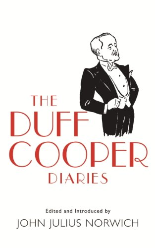 The Duff Cooper Diaries: 1915-1951 (English Edition) eBook ...