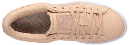 Puma Men s Basket Classic CVS Fashion Sneaker  Natural Vachetta  9 M US