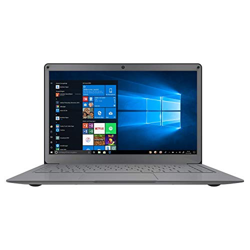 TREKSTOR SURFBOOK A13-P, Ultrabook (13,3 Zoll Full-HD IPS Display, Intel Pentium N4200, 8 GB RAM, 128 GB Speicher, Windows 10) dunkelgrau -