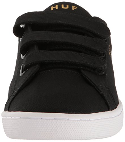 HUF Boyd Schuhe Black Velcro
