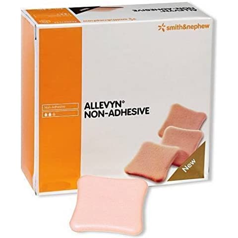 ALLEVYN NON ADHESIVE WOUND DRESS 10X20CM - 10 DRESSINGS by