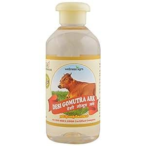 Wellness Agro Desi Gomutra Ark 500 ml