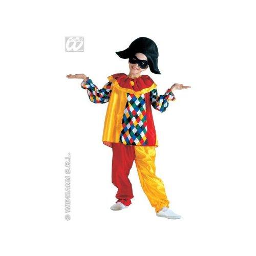 Harlekin-Kostüm für Kinder (Harlekin Kostüme Ideen)