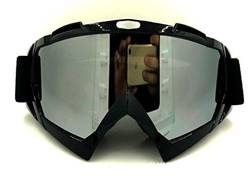 La moto le ski de fond sports verres,black box + mercury