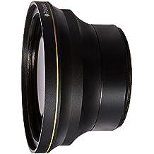Polaroid Studio Series 43X High Definition Super Wide-Angle Lens - Objetivo (Objetivo ojo de pez, Negro, 5,8 cm, Caja)