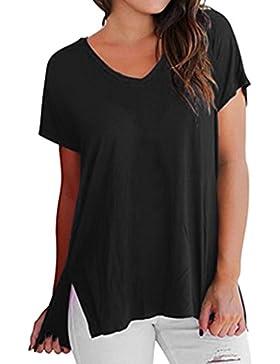 FAMILIZO Women'S Tops, Camisetas Mujer Manga Corta Blouse For Women Camisetas Mujer Verano Blusa Mujer Sport Tops...