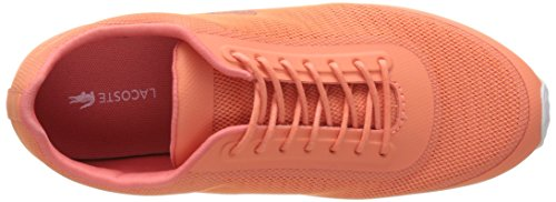 Lacoste Helaine Runner 116 3, Basses Femme Orange (Lt Orange)