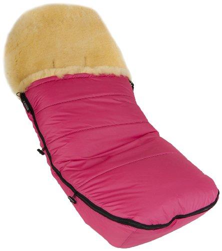 Preisvergleich Produktbild Kaiser 65119-37 Lammfell-Fußsack Passend für Bugaboo Donkey, Medizin, rosa